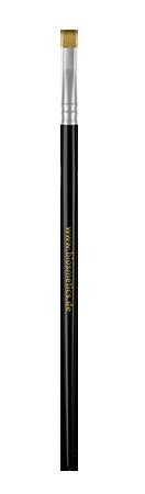 BIOSMETICS Farvepensel, lang med rund spids (ideel til vipper!) (5 stk)