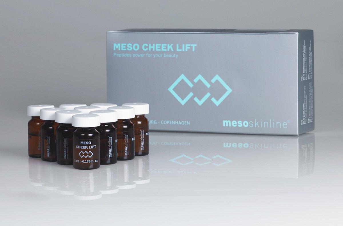 MESO CHEEK LIFT (10 x 5 mL)