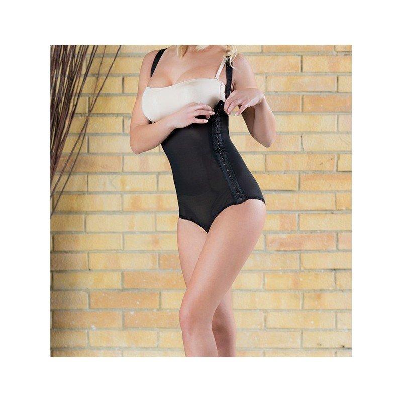 Liposuction compression garment girdle