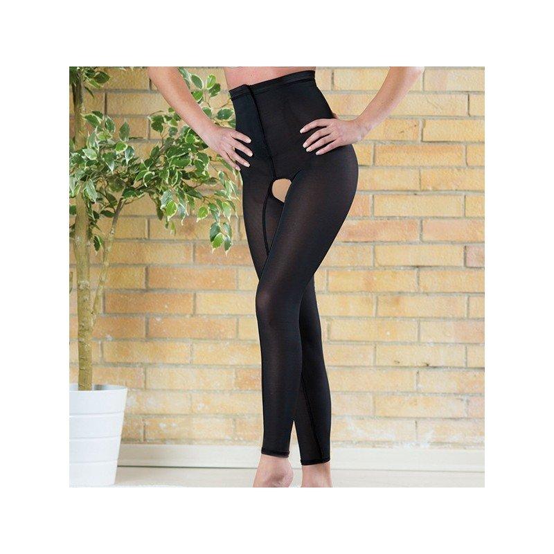 Liposuction compression garment panty ankle